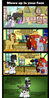 Blows up in your face by Vector-Brony