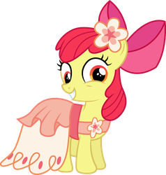 Applebloom Gala Dress by illumnious