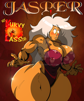 Jasper Pin Up #1 by Kurvylass