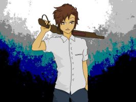 Bring on the zombies by LubzAnime