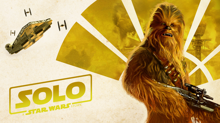 Solo A Star Wars Story Wallpaper (Chewbacca) by Spirit--Of-Adventure