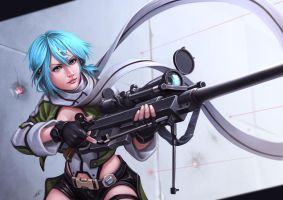 Sinon by Luches