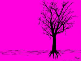 GiftArt for AK: Dead Tree by AyumiNemoto