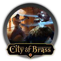 City of Brass - Icon by Blagoicons