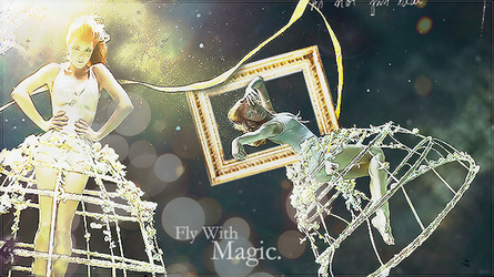 Magic - Abstract by RobbyTheVampire