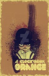 A Clockwork Orange Poster by victor7234