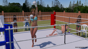 BBL (Alexis vs. Nick) - 20 by ffists7