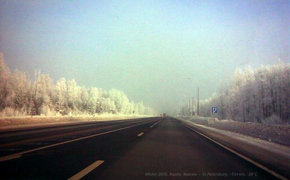 somewhere in Russia by nikel303