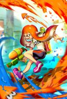 Splatoon by GENZOMAN