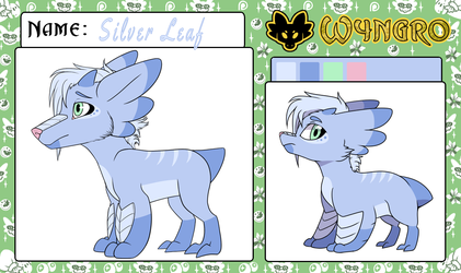 Silver Leaf - Approval by tsand106
