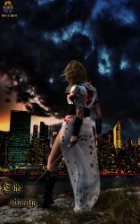 The sin city by Rajesh98