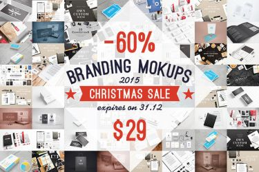 Branding Mockups Pack by Itembridge