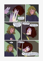 Mountain Divide - Chapter 1 P34 by curiousdoodler
