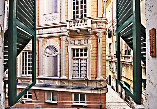 Trompe l oeil by gameover2009