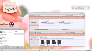 Salmon Mac for Windows7 by Waatt