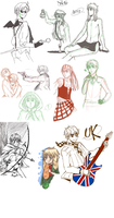 Pchat and iScribble Dump by Owyn-Sama
