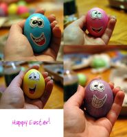-- Happy Easter -- by AshleyxBrooke