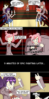Life of an MC #2 - The Exaggerated Fight by blainesilver