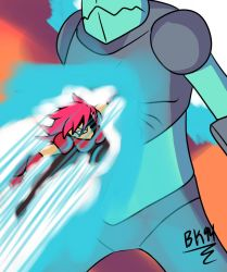 Red Rocket Blast by Breezykiid94