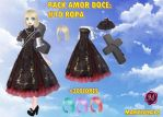 PACK AMOR DULCE:ROPA 11 by Marylusa18