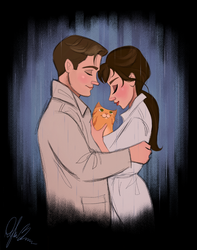 Breakfast at Tiffany's - Happy Ending by DylanBonner