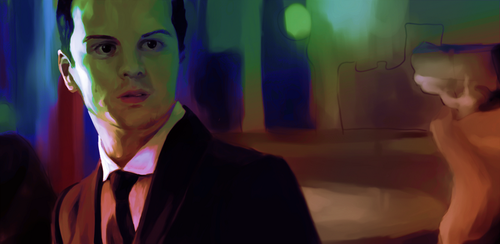 Moriarty by ymymy