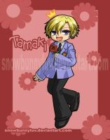 Ouran Host Club- Tamaki by snowbunnyluv