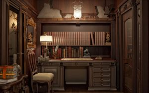 The Study by sanfranguy