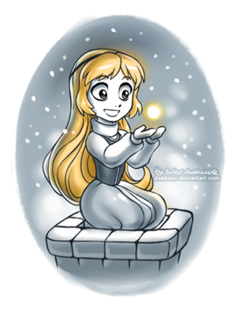 Winter Eilonwy by daekazu