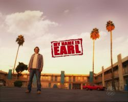 my name is earl by visceralNL