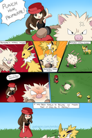 DarkDex: Primeape by Final-Boss-Emiko