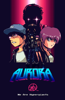 Aurora Music Video Promo Poster by rikognition