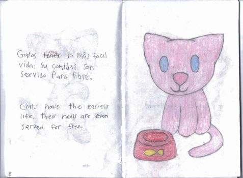 Gatos page 8 by VeronicaPrower