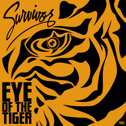Survivor Eye of the Tiger Cover by teews666