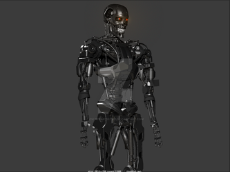 Terminator Genisys Model 101.03 by escapeartist187