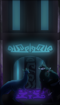 Kukuri   Shadow Tower   Travelling by SarcasticFeather
