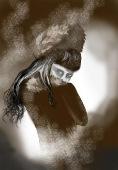 I'm freezing by larryrotten