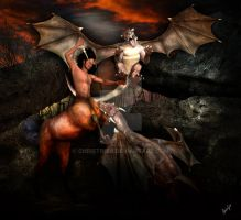 The Fight by ChristineG