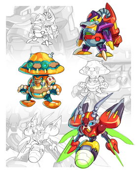 Mavericks (Pseudoroid Version Concepts) by ultimatemaverickx