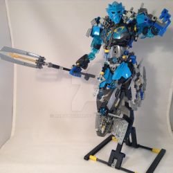 Gali, Master of Water (2.0 version, scrapped) by MrBoltTron