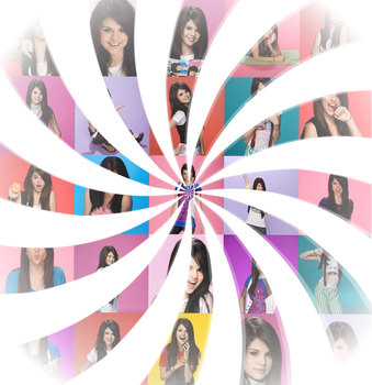 Redemoinho Selena Gomez png by niheditions