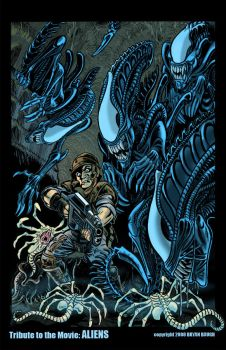 Aliens by BryanBaugh