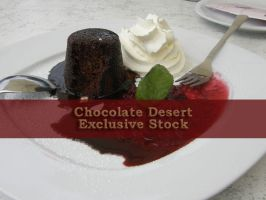ExclStock Chocolate Desert by Gwathiell