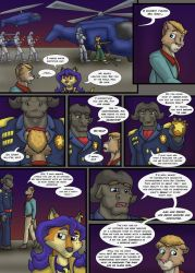 Sly Cooper: Thief of Virtue Page 321 by ConnorDavidson