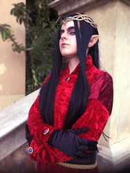 Spirit of fire - The Silmarillion by umi-ascoeur