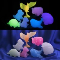 New Glow-in-the-Dark Colors Now Available! by MiniMynagerie