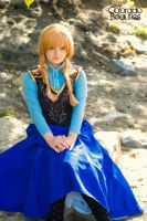 Princess of Arendelle by SachikoPudding