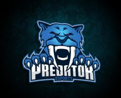 Logo for Predator Esport by MYeSportdesign