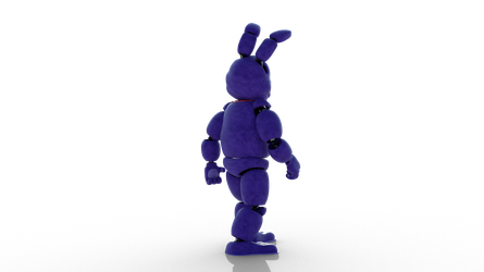 [Blender Cycles] Walking Bunny by mikequeen123