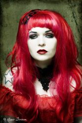 Red Fever by Annie-Bertram
